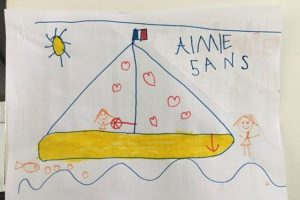 Aimie Tisopulot 5ans