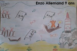 Enzo Allemand 9 ans