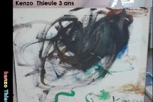 Kenzo Thieule 3 ans