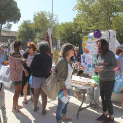 Illustration : Belle affluence au Forum des associations