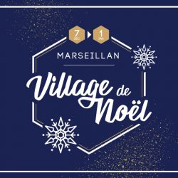 Illustration : Village de Noël 2019